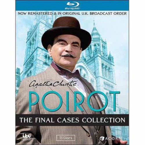 Agatha Christie's Poirot: The Final Cases Collection (Blu-ray) (Widescreen)