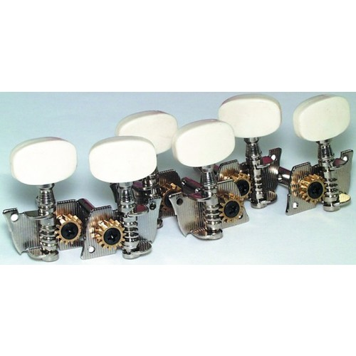 Open Gear Replacement Guitar Tuners