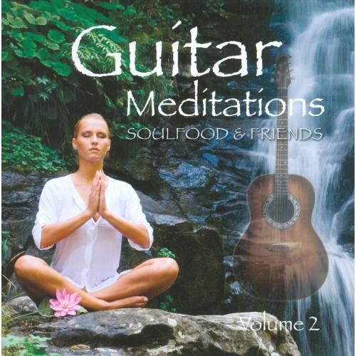 Guitar Meditations, Vol. 2 [CD]