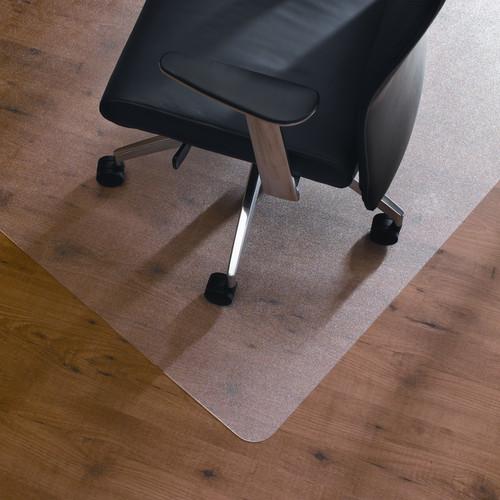 Floortex Ultimat Polycarbonate Chair Mat for Hard Floors, 53