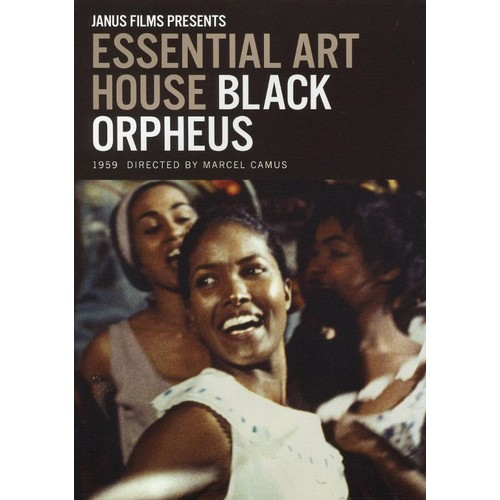 Essential Art House: Black Orpheus [Criterion Collection] [2 Discs] [DVD] [1959]