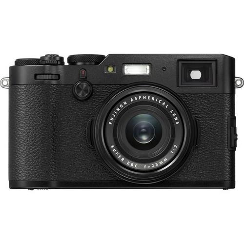 Fujifilm X100F (Black) 24-megapixel APS-C sensor digital camera with Wi-Fi