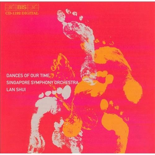 Dances Of Our Time - CD
