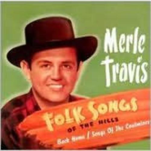 Folk Songs Of The Hills CD