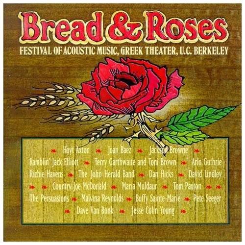 Vol. 1-Bread & Roses Festival CD (1990)
