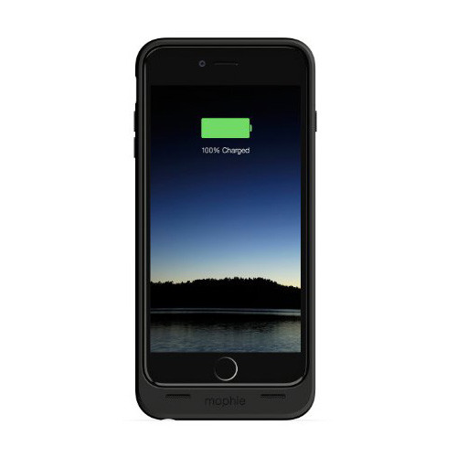 mophie juice pack for iPhone 6 Plus (2,600 mAh) - Black