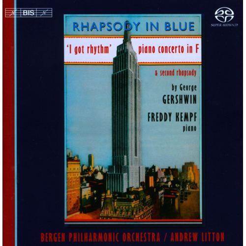Gershwin: Rhapsody in Blue [Super Audio Hybrid CD]