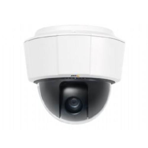 AXIS P5514 PTZ Dome Network Camera 60Hz - Network surveillance camera - PTZ - dustproof - color ( Day&Night ) - 1280 x 720 - 720p - auto iris - audio - 10/100 - MPEG-4, MJPEG, H.264 - DC 20 - 28 V / A