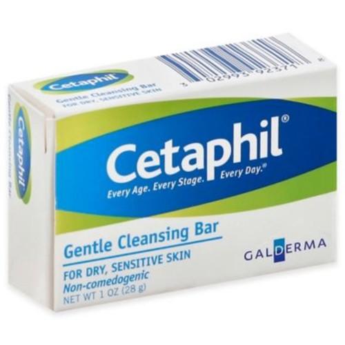 Cetaphil 1 oz. Cleansing Bar for Dry Sensitive Skin