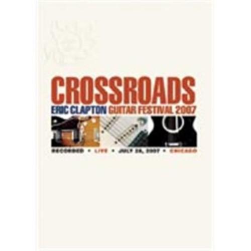 Alfred Eric Clapton- Crossroads Guitar Festival 2007 - Music Book (ALFRD40369)
