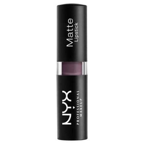 NYX Professional Makeup Matte Lipstick Up the Bass - 0.16oz