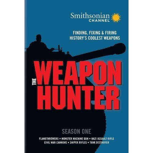 Smithsonian: The Weapon Hunter - Season One [2 Discs] [DVD]