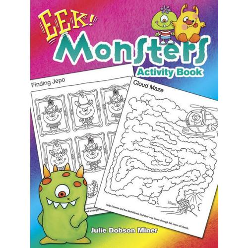 EEK! Monsters Activity Book