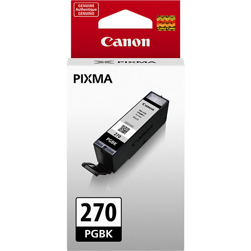 Canon - PGI-270 Ink Cartridge - Black
