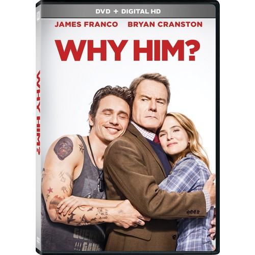 Why Him? (DVD / Digital HD)