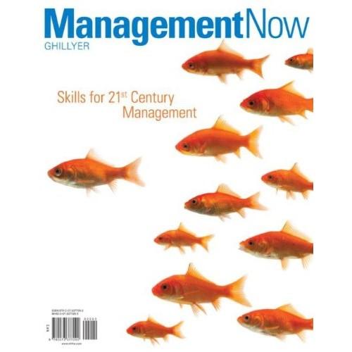 Management Now