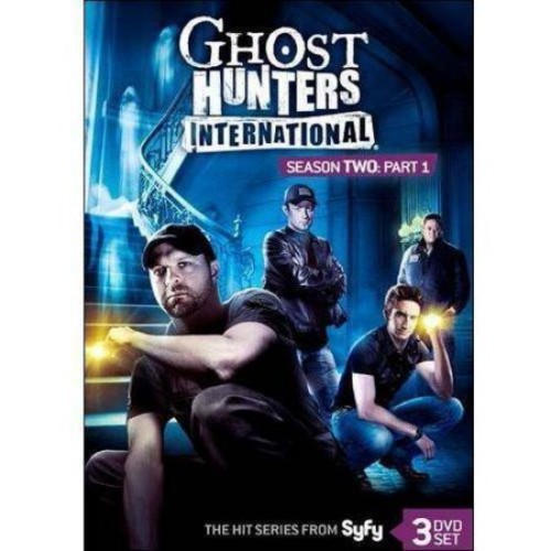 Ghost Hunters International: Season 2 Part 1 (4 Disc) (DVD)