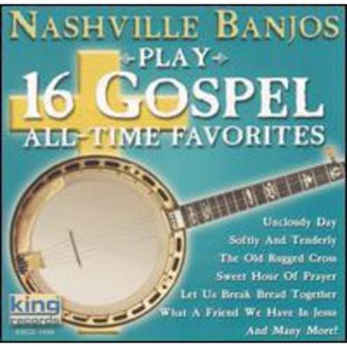 Play 16 Gospel All Time Favorites CD (2013)