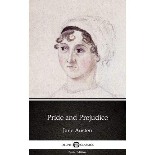 Pride and Prejudice by Jane Austen (Illustrated)