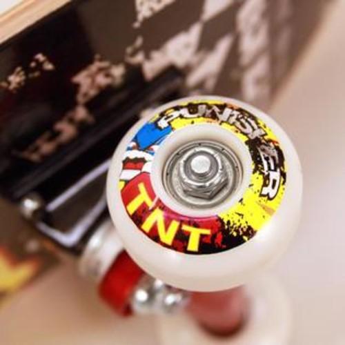 Punisher Skateboards 31 inch Skateboard