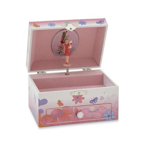 Girl's Musical Fairy Jewelry Box
