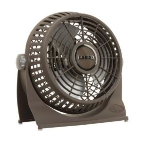 Lasko Breeze Machine 10 in. 2-Speed Floor Fan