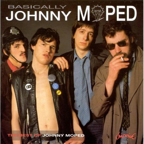 Basically Johnny Moped [CD]