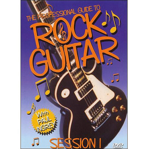 The Rock Guitar: Session 1 [DVD]