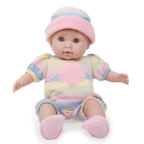 JC Toys Cuddly Doll with Gift Set in Pink