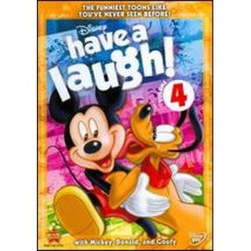Disney: Have a Laugh, Vol. 4 DD5.1