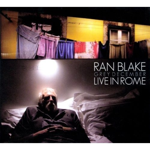 Grey December: Live in Rome [CD]