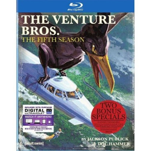 The Venture Bros.: The Fifth Season (Blu-ray + UltraViolet Digital Copy) (Widescreen)