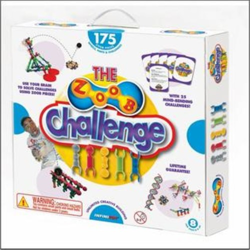 Infinitoy Zoob Builderz STEM Challenge
