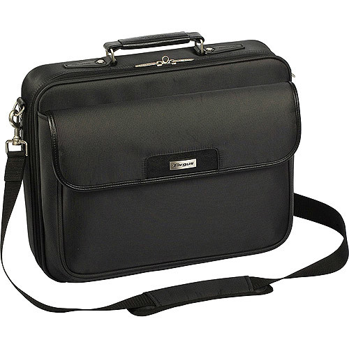 Targus Checkpoint Friendly Clamshell Case for 16-Inch Laptops, Black (TBC023US)