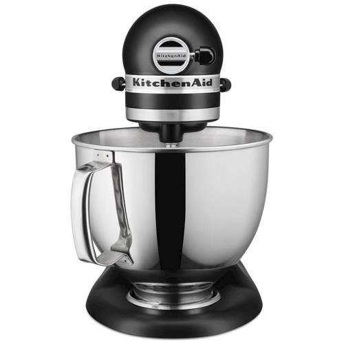 KitchenAid - Artisan Tilt-Head Stand Mixer - Black Matte