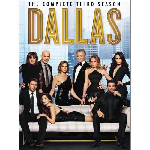 Dallas: The Complete Third Season [3 Discs] [DVD]