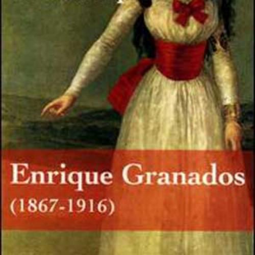 Enrique Granados: Goyescas; Danzas espaolas By Sebastian Stanley (Audio CD)