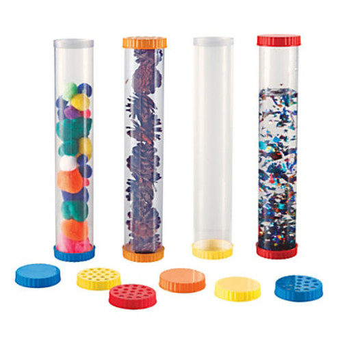 Learning Resources Primary Science Sensory Tubes, 12