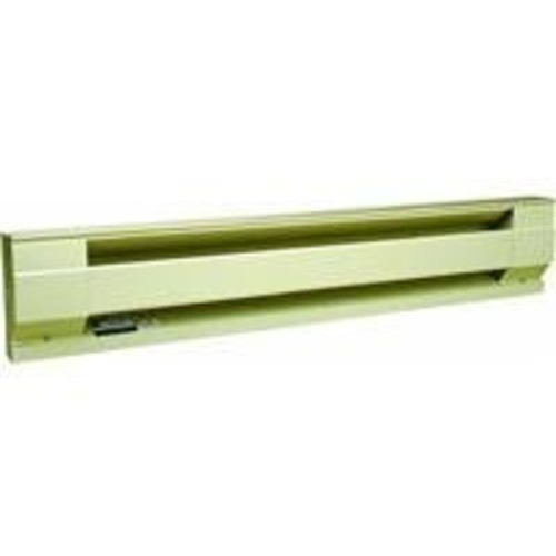 Cadet 6F1500A 1500W 240V, 6 Foot Electric Baseboard Heater, Almond