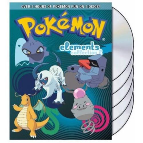 Pokemon Elements: Collection 2 [5 Discs] [DVD]