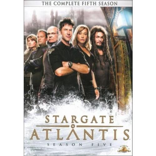 Stargate Atlantis: Season Five [5 Discs]