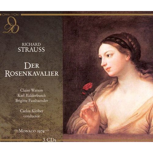 Richard Strauss: Der Rosenkavalier [CD]