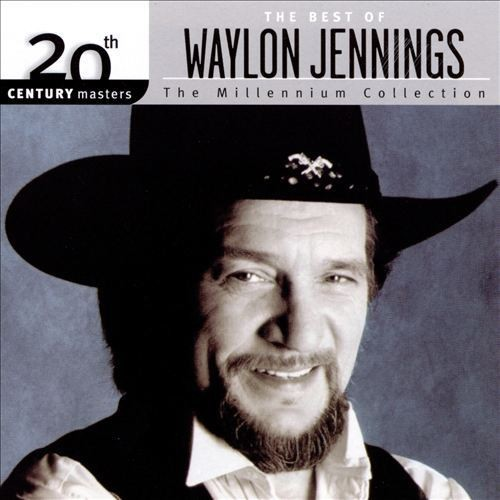 20th Century Masters - The Millennium Collection: The Best of Waylon Jennings [CD]