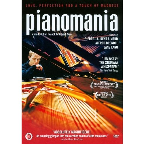 Pianomania [DVD] [2009]