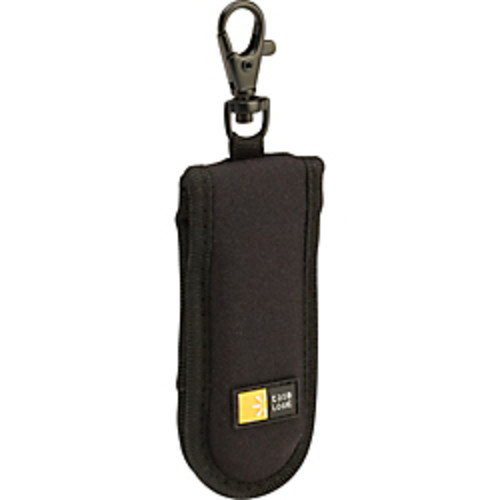 Case Logic Neoprene USB Drive Case, Holds 2 USB Drives, Black