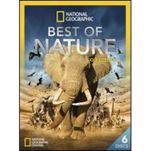 National Geographic: Best of Nature Collection [6 Discs]
