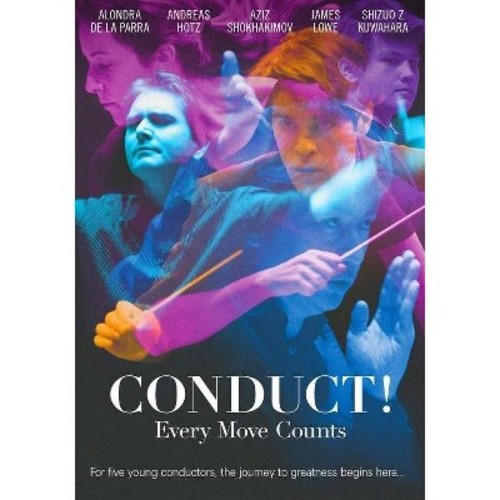 Conduct Every Move Counts (DVD)