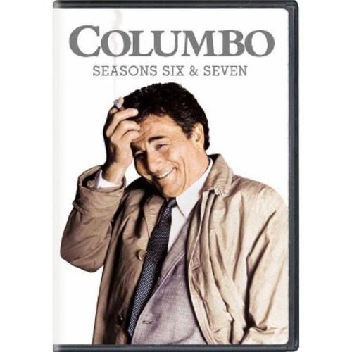 Columbo: The Complete Sixth & Seventh Season (DVD)
