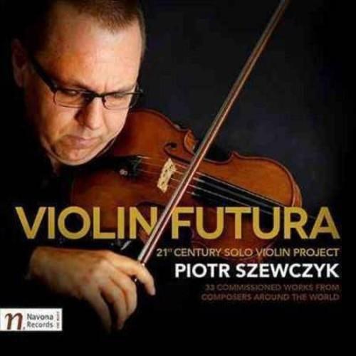 Piotr Szewczyk - Violin Futura