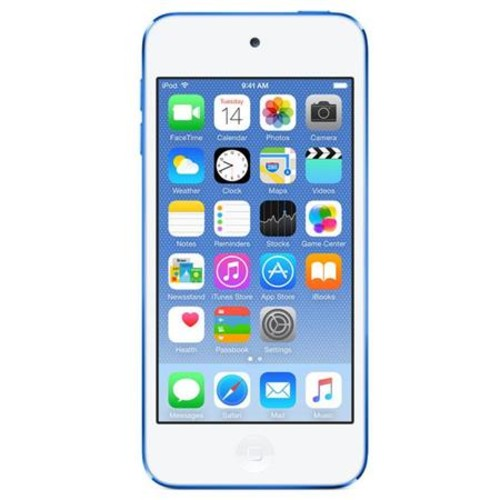 Apple 32GB iPod touch - Blue (6th Generation) MKHV2LL/A